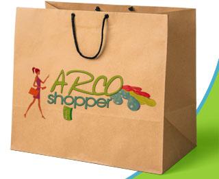 Borse shopper personalizzate economiche